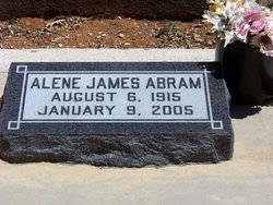 Alene Marie <i>James</i> Abram