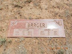 Sarah V Barger