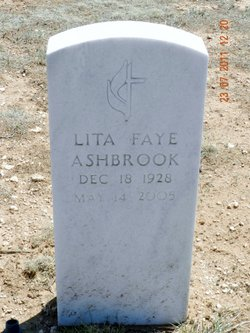 Lita Faye <i>Marlow</i> Ashbrook