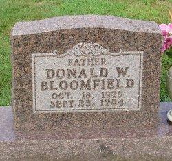 Donald Wayne Bloomfield