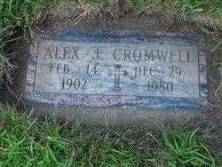 Alex J Cromwell