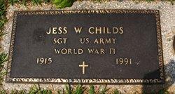 Jesse Willard Childs