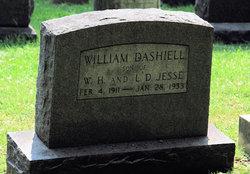 William Dashiel