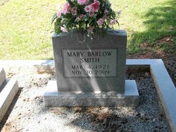 Mary <i>Barlow</i> Smith