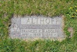 Adolph Althoff