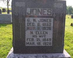 Nancy Ellen <i>Poindexter</i> Jones