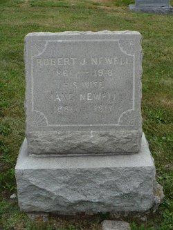 Robert James Newell I