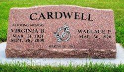 Virginia Betsy <i>Jamison</i> Cardwell