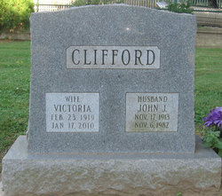 Mrs Victoria 'Dolly' <i>Gianpoalo</i> Clifford