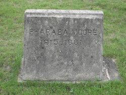 Pharaba <i>Barron</i> Moore