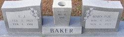 Mary <i>Poe</i> Baker