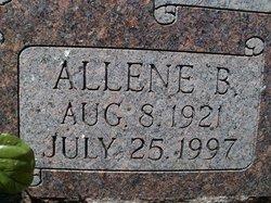Allene Betty Ann <i>Rockemann</i> Antholz