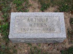 Arthur John Weeks