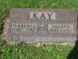 Florence Pauline <i>Stein</i> Kay