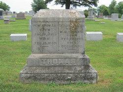 Capt William Wright Thomas