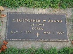 Christopher William Arand