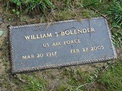 William S. Bolender