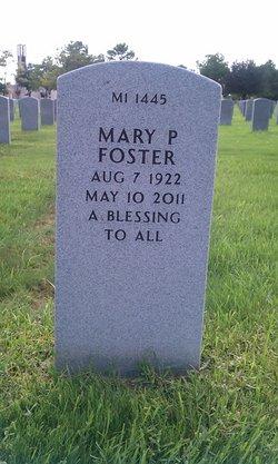 Mary Katherine <i>Posey</i> Foster