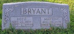 Mary Martine <i>Canary</i> Bryant