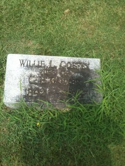Willie Lee <i>Coffey</i> Barker