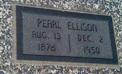 Pearl Florence <i>Stevens</i> Ellison