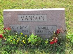 Guy LeeRoy Roy Manson