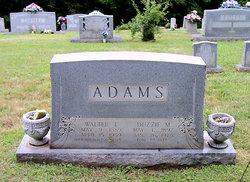 Duzzie Mary Jane <i>Foley</i> Adams