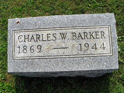 Charles William Barker