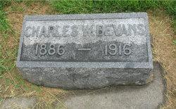 Charles W Bevans