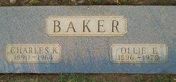 Ollie Edwin <i>Neeley</i> Baker