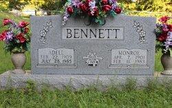 Adell <i>Sherrell</i> Bennett
