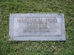Martha <i>Martin</i> Smith