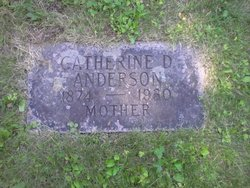 Catherine D Anderson