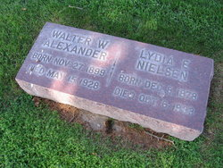 Walter W. Alexander