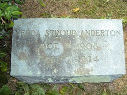 Velda <i>Stroud</i> Anderton