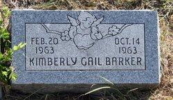 Kimberly Gail Barker