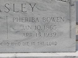 Pheriba <i>Bowen</i> Beasley