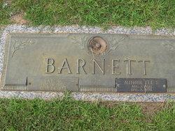 Minnie Lee <i>S.</i> Barnett