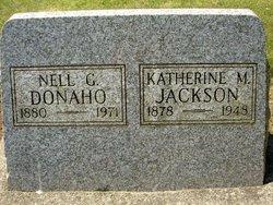 Katherine M Jackson