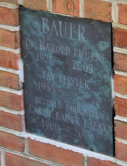 Fay <i>Leister</i> Bauer