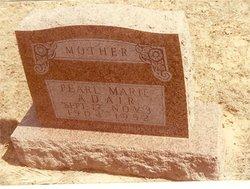 Pearl Marie <i>Begley</i> Adair