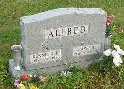 Kenneth Earl Alfred