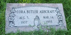 Cora <i>Butler</i> Ashcraft