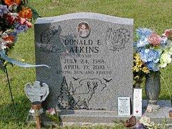 Donald E. Donnie Atkins