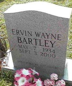 Ervin Wayne Bartley