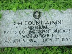 Tom Fount Atkins