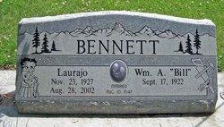 Laurajo <i>Roberts</i> Bennett