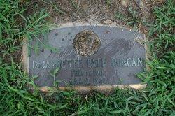 DeJarnette <i>Pate</i> Duncan