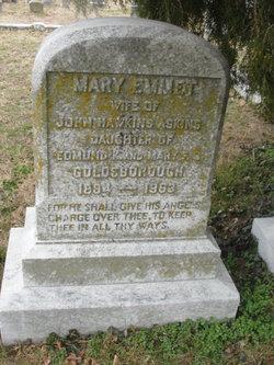Mary Emmet <i>Goldsborough</i> Askins