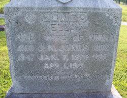 Mary Ellen Ella Jones